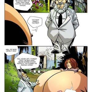 Giantess Club Comics Alison Wonderbra gallery image-020