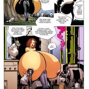 Giantess Club Comics Alison Wonderbra gallery image-021