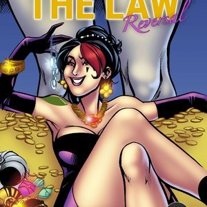 Giantess Club Comics Beyond the Law Reversal - Issue 1 gallery image-001