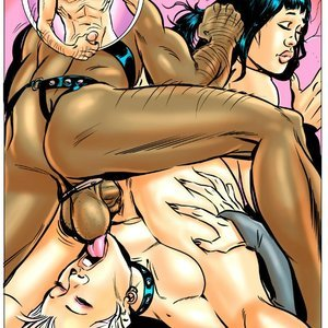 Giantess Club Comics Broccoli gallery image-009