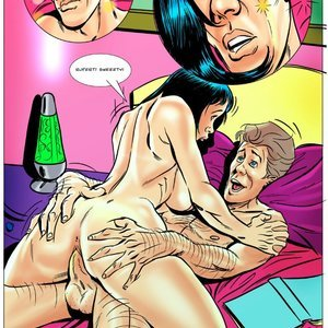 Giantess Club Comics Broccoli gallery image-011