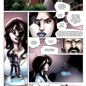 Codename G-Woman – Issue 5 Giantess Club Comics
