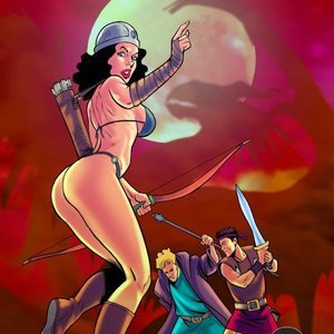 Dungeon Masters – Issue 1 Giantess Club Comics