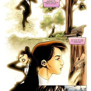Giantess Containment Bureau - Issue 6 comic 001 image
