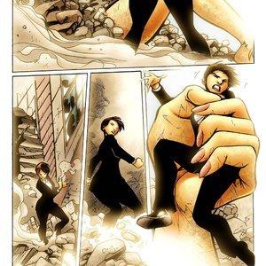 Giantess Containment Bureau - Issue 6 image 006