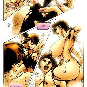 Giantess Containment Bureau - Issue 6 image 007