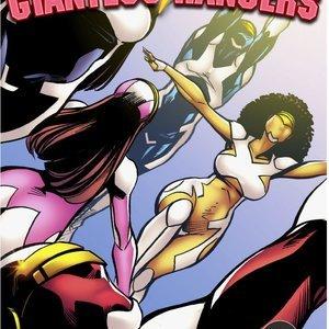 Giantess Rangers – Issue 1 (Giantess Club Comics) thumbnail