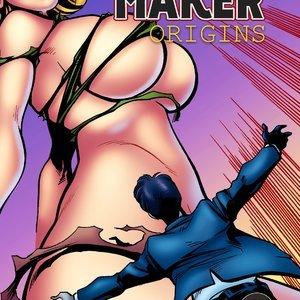 Goddess Maker Origins – Issue 2 Giantess Club Comics