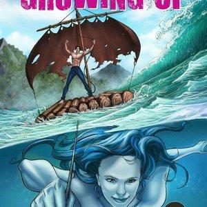 Going Down Growing Up (Giantess Club Comics) thumbnail