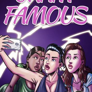 Gram Famous – Issue 1 Giantess Club Comics