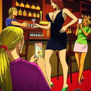 Huge Influencer – Issue 1 Giantess Club Comics
