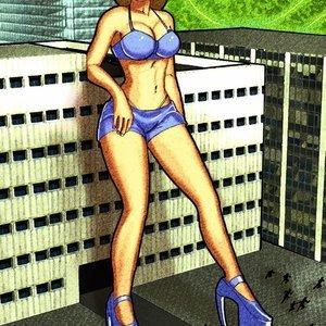 Giantess Club Comics Kinetica gallery image-001
