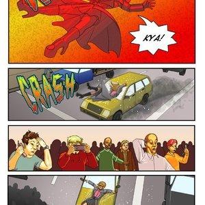 Giantess Club Comics Kinetica gallery image-010