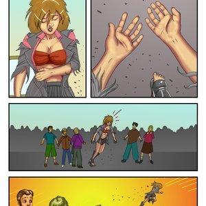 Giantess Club Comics Kinetica gallery image-012