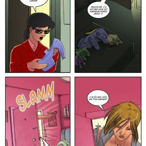 Giantess Club Comics Kinetica gallery image-013