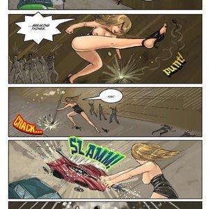 Giantess Club Comics Kinetica gallery image-021
