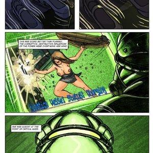 Giantess Club Comics Kinetica gallery image-022