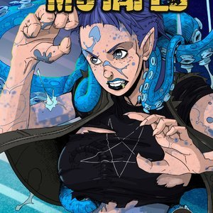 Giantess Club Comics Life Mutated - Issue 2 gallery image-001