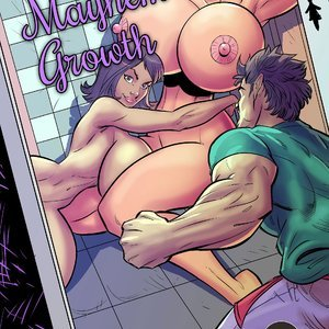 Giantess Club Comics Mischief Mayhem Growth gallery image-001