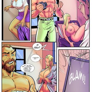 Giantess Club Comics Mischief Mayhem Growth gallery image-004