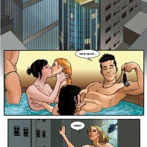 Giantess Club Comics Monkey Paw gallery image-009