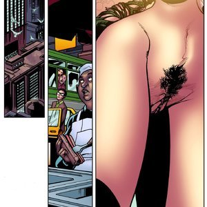 Giantess Club Comics Mother Earth - Issue 1 gallery image-011
