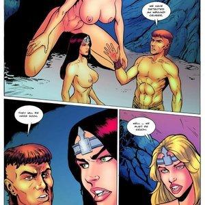 Parkum – Issue 4 Giantess Club Comics