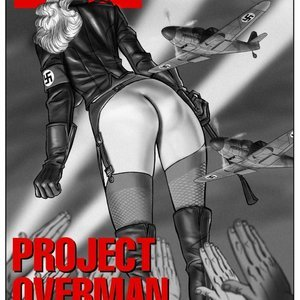 Project Overman Giantess Club Comics