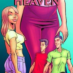 The New Heaven – Issue 5 (Giantess Club Comics) thumbnail