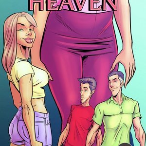 The New Heaven – Issue 6 Giantess Club Comics