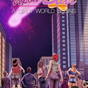 Wish Upon a Star – A Giant World Begins – Issue 1 Giantess Club Comics