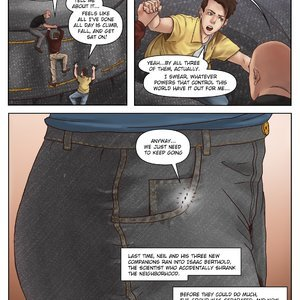 Giantess Fan Comics A Weekend Alone - Issue 10 gallery image-003