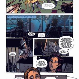 Giantess Fan Comics Apex Rush - Issue 4 gallery image-003