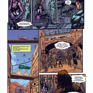 Giantess Fan Comics Apex Rush - Issue 4 gallery image-004