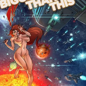 Bigger Than This – Issue 2 Giantess Fan Comics
