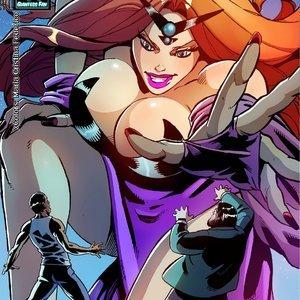 Bitter Dreams – Issue 3 (Giantess Fan Comics) thumbnail