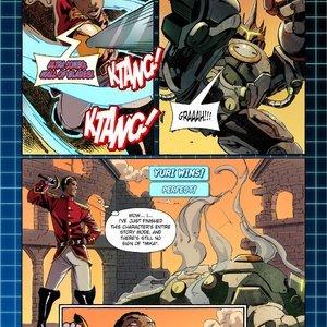 Giantess Fan Comics Bitter Dreams - Issue 3 gallery image-003