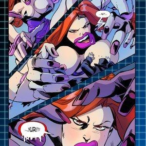 Giantess Fan Comics Bitter Dreams - Issue 3 gallery image-009