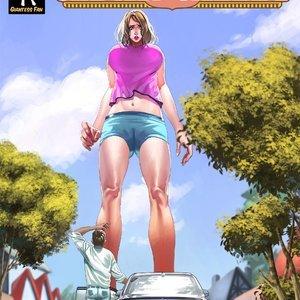 Cedar Valley – Issue 1 Giantess Fan Comics