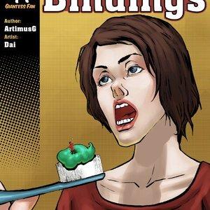 Family Bindings – Issue 2 Giantess Fan Comics