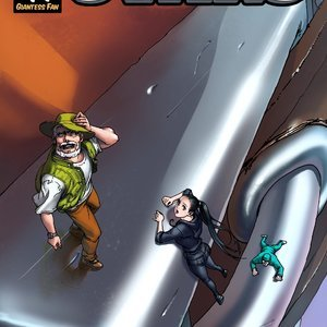From The Stars – Issue 2 Giantess Fan Comics