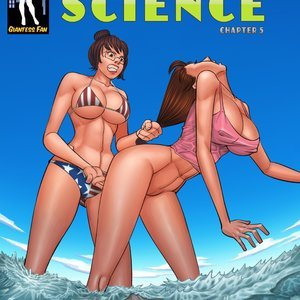 Growing Science – Issue 5 (Giantess Fan Comics) thumbnail