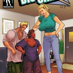Im A Big Girl – Issue 1 Giantess Fan Comics