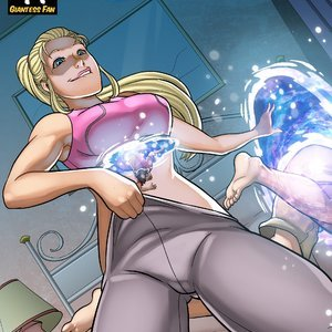 Portals – Issue 1 Giantess Fan Comics