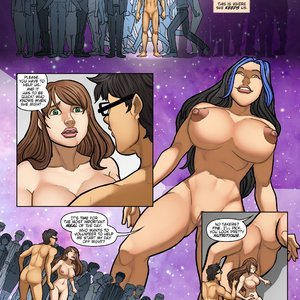 Giantess Fan Comics Portals - Issue 4 gallery image-003