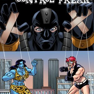 Power Patrol & The Cleavage Crusader – Control Freak Giantess Fan Comics