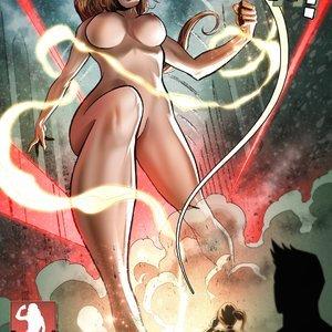 SHHHH – Issue 1 Giantess Fan Comics