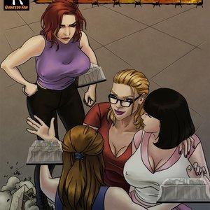 Spoils of War – Issue 1 Giantess Fan Comics