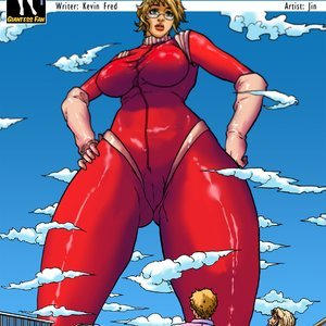 The Next Dimension – Issue 1 Giantess Fan Comics