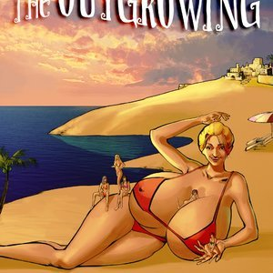 The Outgrowing – Issue 4 Giantess Fan Comics